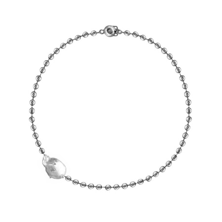 Varon Perlita Necklace - Sterling Silver