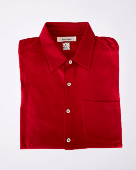 Bellariva Cotton Shirt - Red