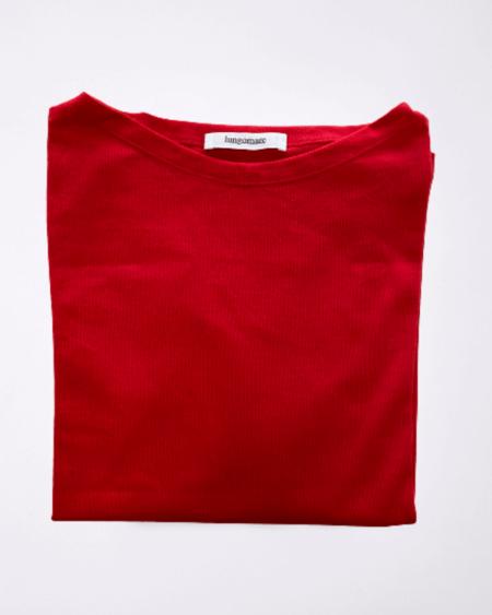 Titta Cotton T-Shirt - Red