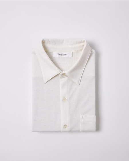 Bellariva Merinos Shirt - White