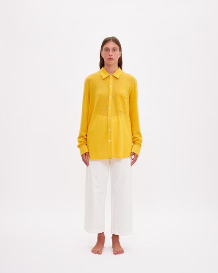 Bellariva Merinos Shirt - Sun