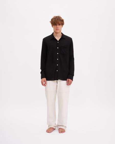 Bellariva Merinos Shirt - Black