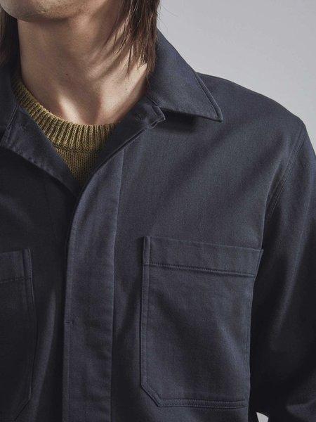 NN07 Bernie Jacket - Navy Blue