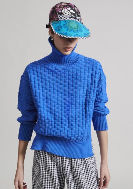 Rachel Comey Composite Sweater - Lapis