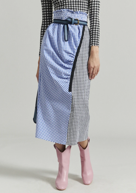 Rachel Comey Delirium Skirt - Gingham