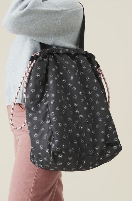 Ganni Smiley Bag
