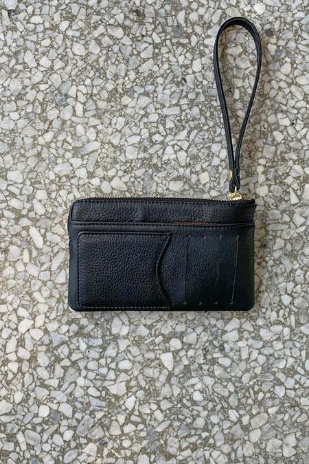 TAH Mini Grab & Go Wallet - Black