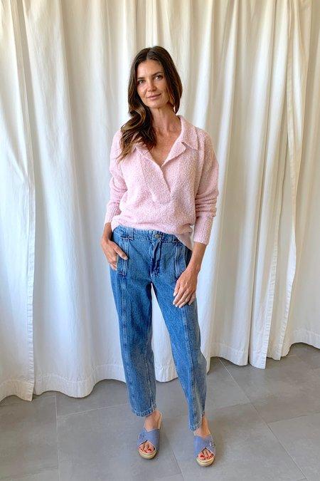 Rachel Comey Rosario Top - Pink