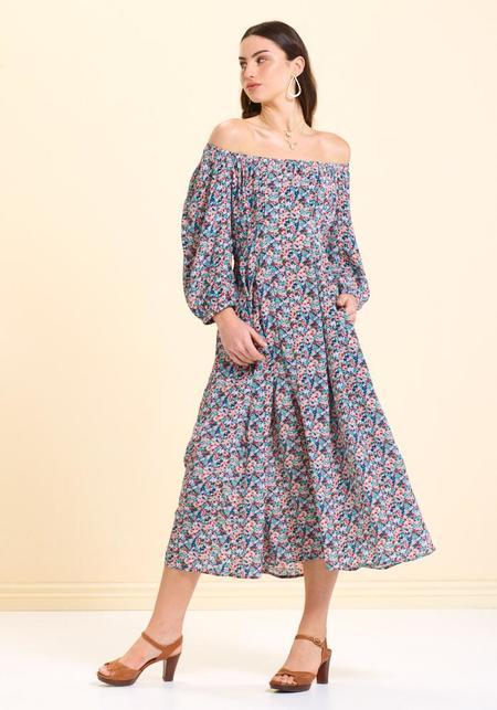 Billie Rose Gwyneth Dress - MULTI