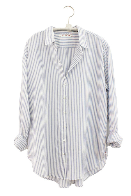 Xirena BEAU SHIRT IN CASSIDY STRIPE