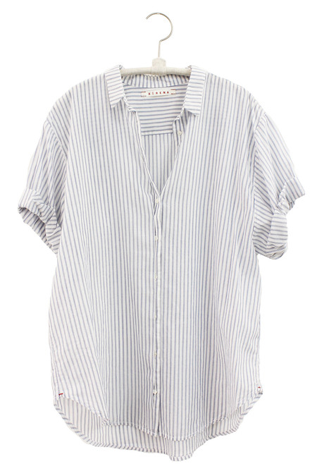 Xirena CHANNING SHIRT IN CASSIDY STRIPE