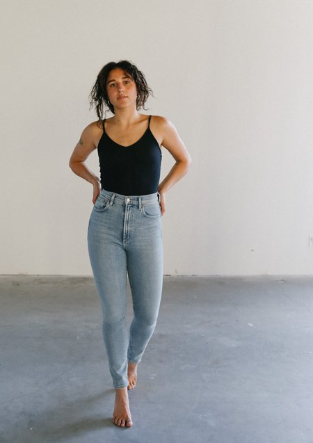 Agolde Pinch Waist Jean - Debut