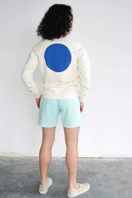 La Paz Cunha Sweatshirt - Blue Circle
