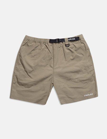 Parlez Vanguard Shorts - Tan