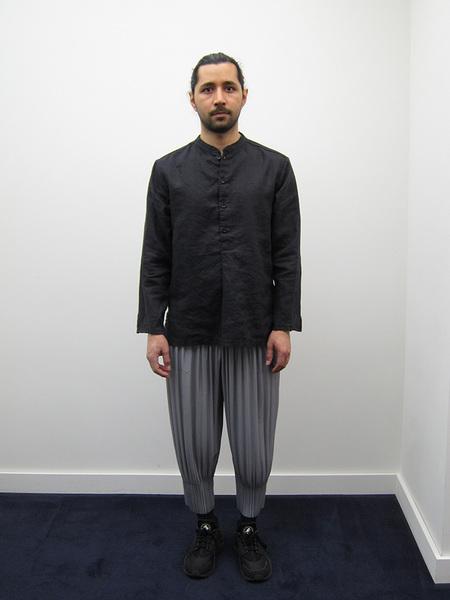 ZED Pullover Shirt - Black