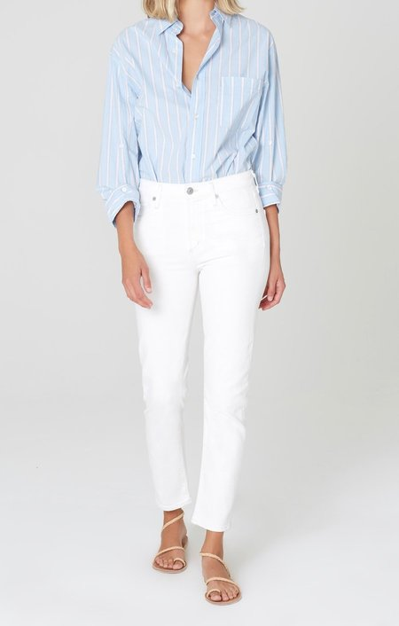 Citizens of Humanity HARLOW ANKLE JEAN - SEA SALT