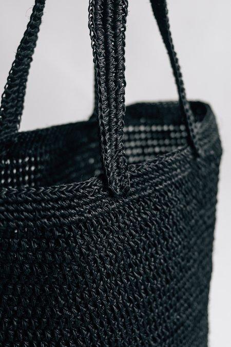 Territory Fiber Tote Bag - Black