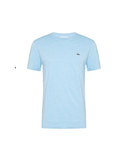 Lacoste Camiseta Algodón Pima - Azul HBP