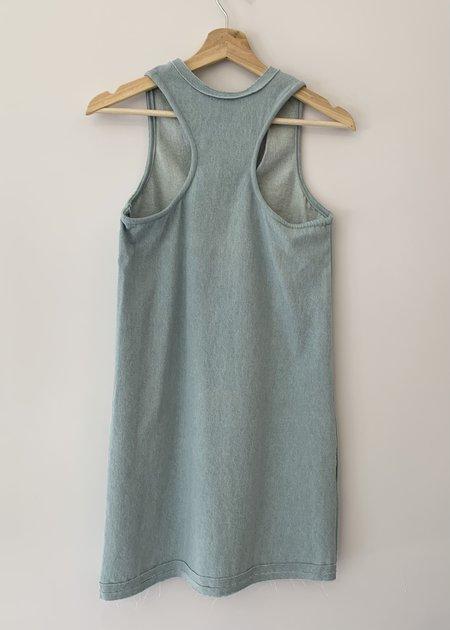 Natalie Busby Mod Shift Dress - Denim