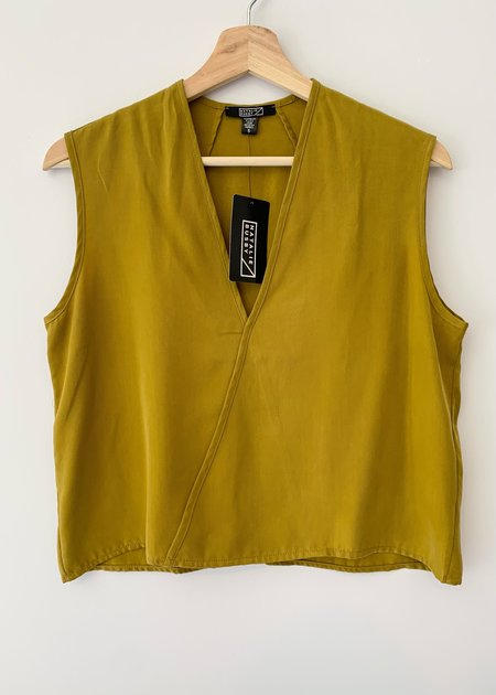 Natalie Busby Triangle Top - Citron