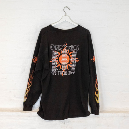 Vintage Godsmack '99 TEE - BLACK
