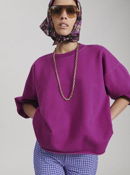Rachel Comey Fond Sweatshirt - Raspberry