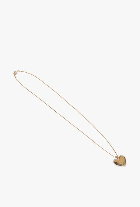 Wolf Circus Amourette Necklace - 14k gold plated