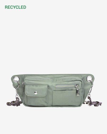 HVISK Brillay Nylon Bag - Green