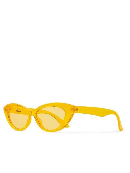 Reality Eyewear Byrdland Sunglasses - Electric Yellow