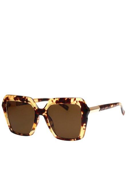 Reality Eyewear Danceteria Sunglasses - Honey Turtle