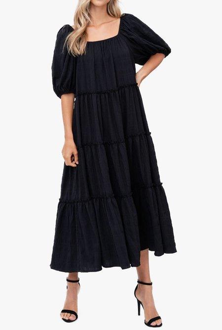 Azalea Emmy Tiered Maxi Dress