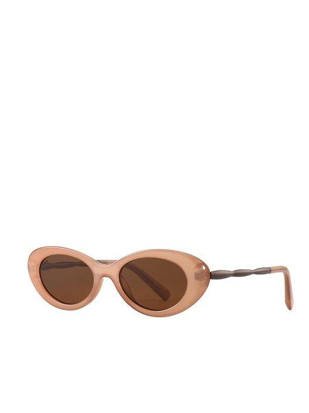Reality Eyewear High Society Sunglasses - Nude