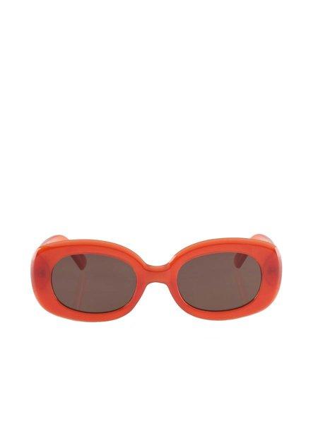 Reality Eyewear LADY GRANDZIGGER eyewear - OCHRE