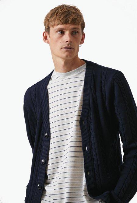 Banks Journal Listen Knitwear cardigan - Dirty Denim