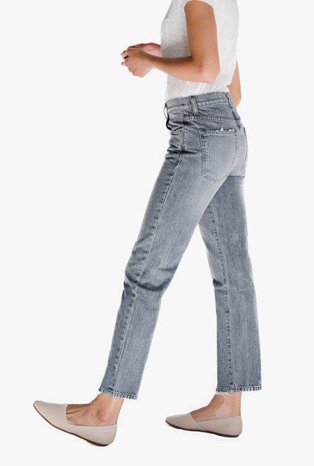 Triarchy Mid Rise Taper Leg Jean
