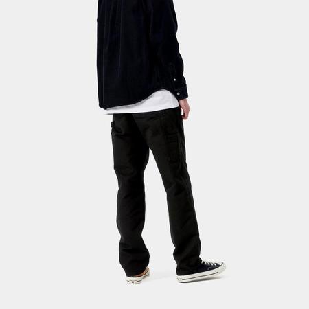 CARHARTT WIP Ruck Single Knee Pant - BLACK