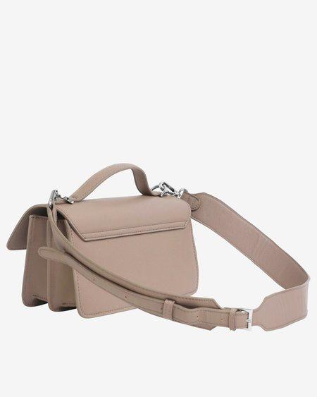 HVISK Tate Texture bag - Warm Beige
