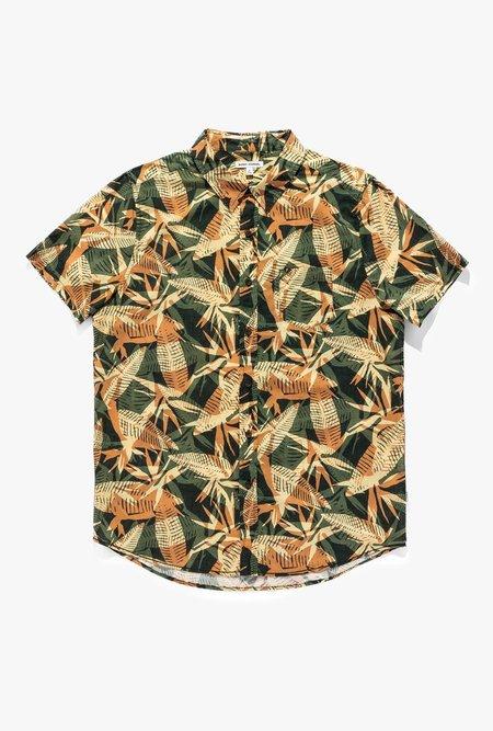 Banks Journal Void Short Sleeve Shirt - Print