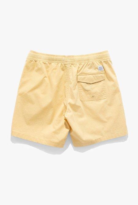 Banks Journal Zak Bush Boardshorts - yellow