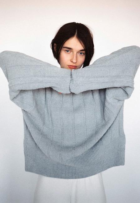 Rus Brume Sweater - Grey