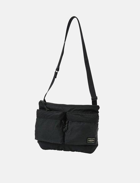 Porter Yoshida & Co Force Shoulder Bag - Black