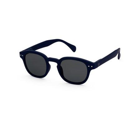 UNISEX Izipizi C Sunglasses - Navy Blue