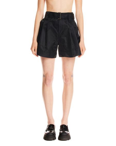 Ganni Short Pants with Belt