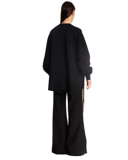 Ambush Multicolor Fringes Sweatshirt - black