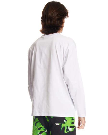 MSGM Logo T-shirt - White