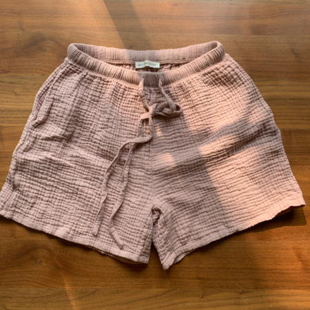 APRIL MEETS OCTOBER August Shorts - Dusty Lilac