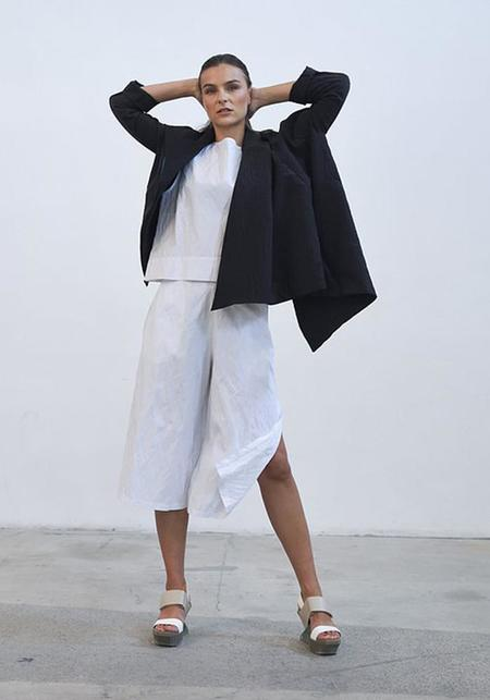 Simply Mila Asymmetric Wanderlust Jacket