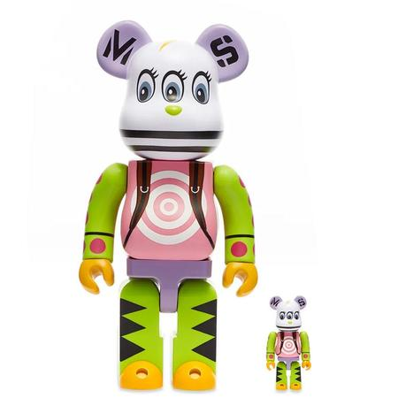 MEDICOM TOY Master-Piece x BE@BRICK Toy - Multi