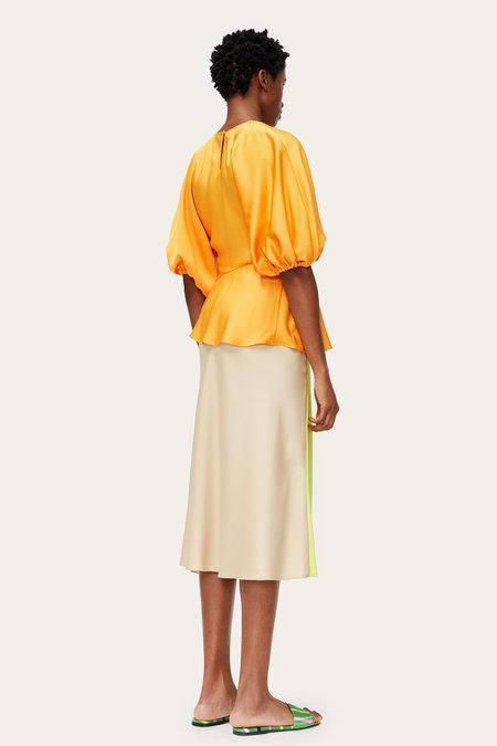 Stine Goya Cora Top - Orange