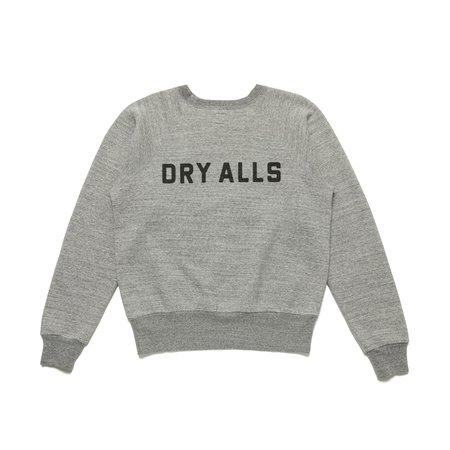 Human Made T/C Crewneck Sweatshirt - Grey